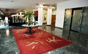 Lobby at the Herbert Park Hotel